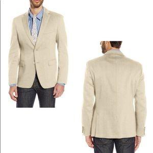Calvin Klein linen jacket